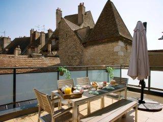 Vacation Rental in Burgundy