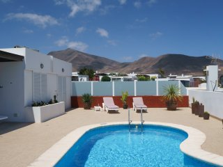 Bright Villa with Internet Access and A/C - Playa Blanca vacation rentals