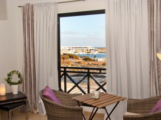 Luxurious apartment in beautiful Charco area in Arrecife with sea views - Arrecife vacation rentals