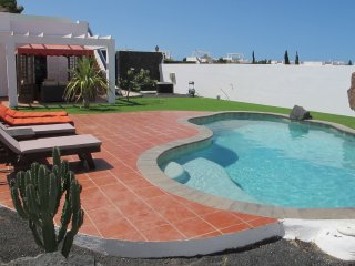 Nice Villa with Internet Access and Television - Playa Blanca vacation rentals