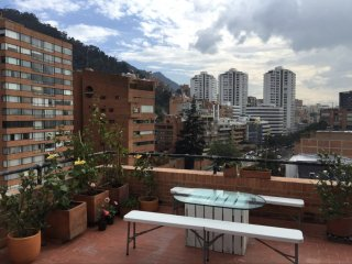 Cozy Condo with Washing Machine and Television - Bogota vacation rentals