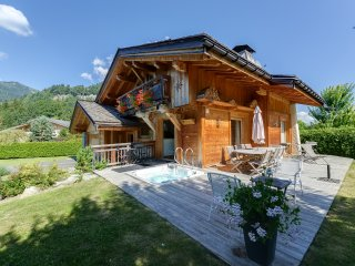 Charm and wellbeing at the feet of the slopes n°2 - Praz Sur Arly vacation rentals