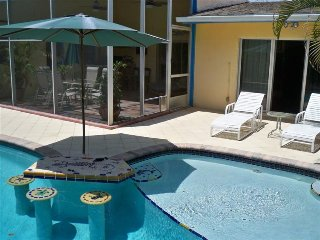 Tropical and Fun Pool Home by Delray Beach E of 95 - Boynton Beach vacation rentals