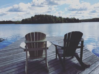 Lakefront Cozy Cottage Only 2.5hr from Toronto - Whitestone vacation rentals