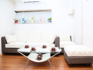 One Semi bed+One Single bed Room 201 - Shinjuku vacation rentals