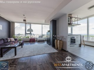 Amazing apartment with a unique view - Tallinn vacation rentals