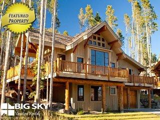 Big Sky Meadow | Moonlight Mountain Home 4 Harvest Moon - Big Sky vacation rentals