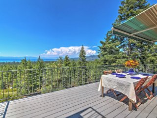 4BR South Lake Tahoe House w/ Lake Views - South Lake Tahoe vacation rentals