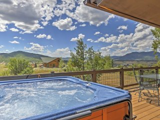 3BR Steamboat Springs House w/Private Hot Tub! - Steamboat Springs vacation rentals