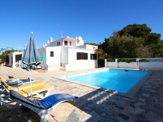 The villa with pool - Carvoeiro vacation rentals