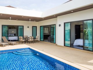 Perfect 2br private pool Villa (NC-V14) - Nai Harn vacation rentals