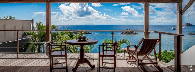 Gustavia Hill - Ideal for Couples and Families, Beautiful Pool and Beach - Gustavia vacation rentals