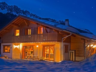 Chalet Sanaz, Sleeps 8 - Chamonix vacation rentals