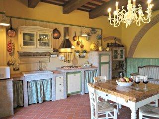 Casa Torre dell'Orologio - Romantic apartment + Garden near Pisa,Lucca,Florence - Vicopisano vacation rentals