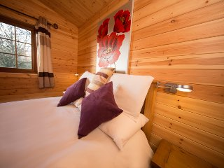 Romantic Cabin with Internet Access and Television - East Huntspill vacation rentals