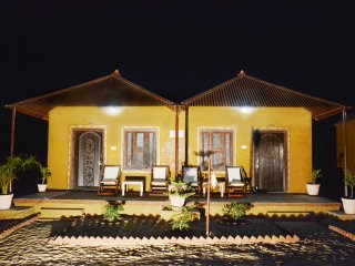 Pushkar Adventure Camp With Overnight Camel Safari - Pushkar vacation rentals