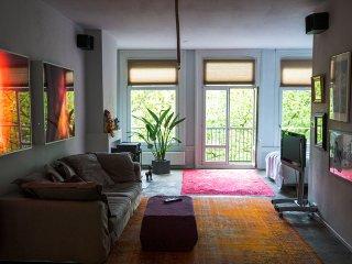 Spacious and Cozy Loft in Amsterdam - Jordaan - Amsterdam vacation rentals