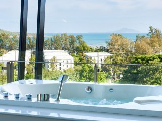 Appartement 140m2 6 pers  vue Mer imprenable - Rawai vacation rentals