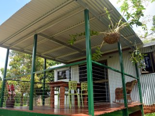 self-contained cabin on Tropical Flower Farm - Mena Creek vacation rentals