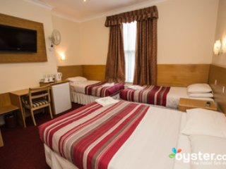 London Guest House - Quadruple Room - London vacation rentals