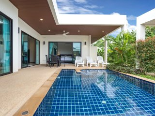 New tropical 3 Bed Pool Villa (NC-V2) - Nai Harn vacation rentals