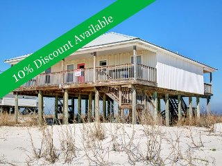 """""""Beachy Keen"""" on the Mississippi Sound 