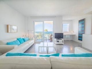 Fantastic, Frontline Apartment With Beach Access, - Playa de Muro vacation rentals