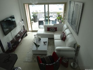 Modern 2 bedroom apartment with roof terrace - La Condamine vacation rentals