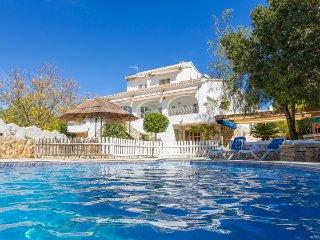 3 bedroom Villa in Moraira, Costa Blanca, Spain : ref 2096105 - La Llobella vacation rentals