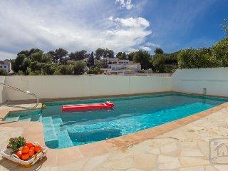 4 bedroom Villa in Benissa, Costa Blanca, Spain : ref 2096108 - La Llobella vacation rentals
