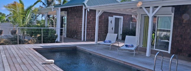 Cote Sauvage - Ideal for Couples and Families, Beautiful Pool and Beach - Grand Fond vacation rentals