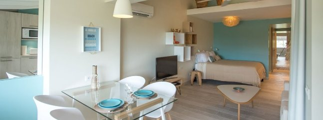 Appartement Turquoise - Ideal for Couples and Families, Beautiful Pool and Beach - Saint Jean vacation rentals