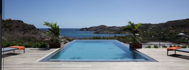 Amethyste - Ideal for Couples and Families, Beautiful Pool and Beach - Corossol vacation rentals