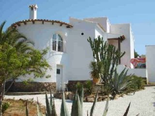 Villa with private pool and Seaviews - Javea vacation rentals