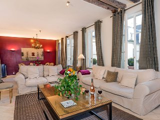 Spacious Luxury Two Bedroom in the Heart of St. Germain - ID# 329 - Paris vacation rentals