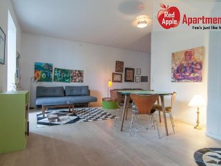 Modern Apartment with a Terrace Close to City Center - 4958 - Copenhagen vacation rentals