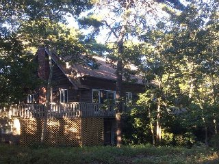 Vineyard Style House in Quiet Woods, Near Beaches & Downtown - Edgartown vacation rentals