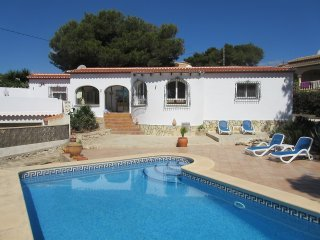 Beautiful Villa with Private Pool and open views - Javea vacation rentals