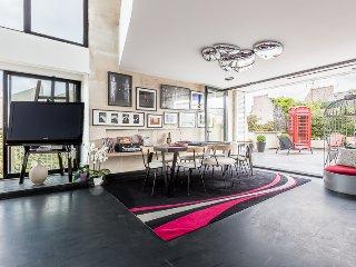 Duplex with 5 rooms & terrace - Parc des Princes - Boulogne-Billancourt vacation rentals