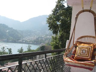 Lake Facing Family Suites walking distance from Mall Road with Kitchen & WiFi - Nainital vacation rentals