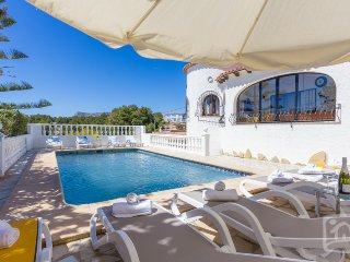 6 bedroom Villa in Benissa, Costa Blanca, Spain : ref 2246601 - La Llobella vacation rentals