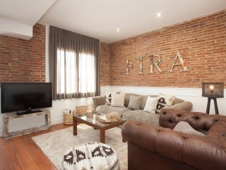 Enjoybcn Apartments- New&quiet, 3 rooms, top for families. 10mn to city center - Barcelona vacation rentals