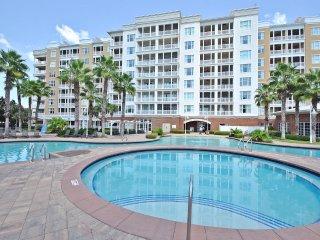 Beautiful Bay Front Condo! Lagoon Style Pool, Golf - Panama City Beach vacation rentals