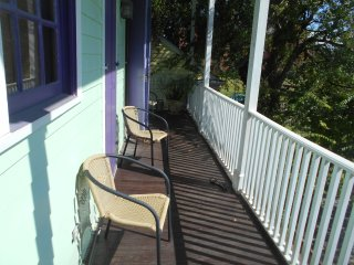 Stay in a bird's nest!  Steps to the FQ - New Orleans vacation rentals