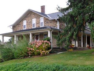 Historic Stone Farmhouse Recently Renovated - Penn Yan vacation rentals