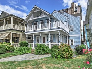 NEW! 1BR + Loft Ocean Grove Home on Beach Block! - Ocean Grove vacation rentals