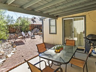 NEW! Marvelous 3BR Tucson House w/Fenced Backyard - Tucson vacation rentals