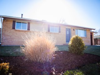 Redlands 4 bedroom home central location to all - Grand Junction vacation rentals