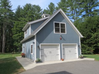 Riverwood - Cozy Carriage House in the Woods - Falls Village vacation rentals