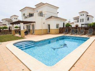 Calle Caballa, La Torre - 3 Bed Villa with Pool - 2017 Prices Reduced !! - Roldan vacation rentals